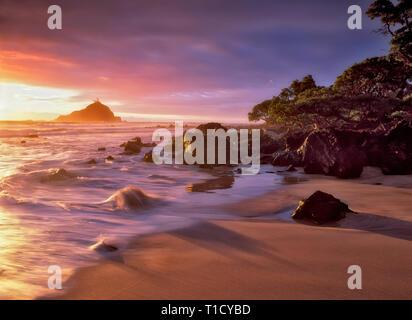 Hamoa Beach. Maui, Hawaii Photo Stock