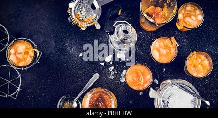 Abricot Gin Photo Stock