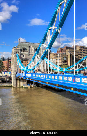Tower Bridge, London, UK Photo Stock