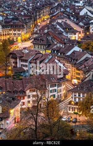 Berne, Oberland Bernois, Suisse Photo Stock