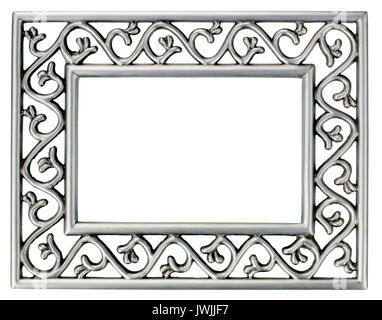 Cadre Photo en métal Photo Stock