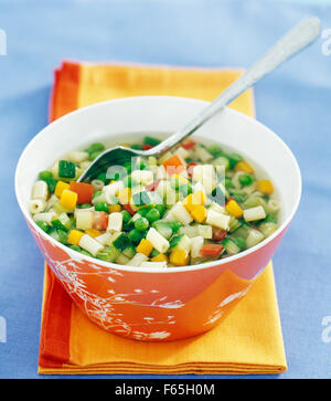 minestrone Photo Stock