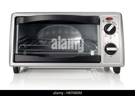 L'avant du four grille-pain Photo Stock