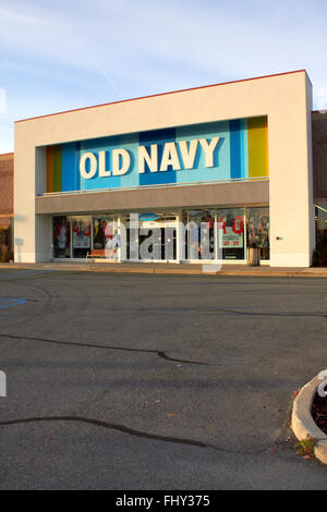 Old Navy Store Front Photo Stock