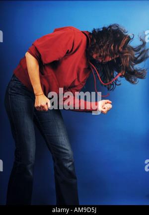 Headbanger Photo Stock
