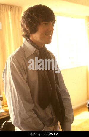 JIMMY WEBB, chanteur et compositeur américain de 1985. Photo: Doris Nieh Photo Stock