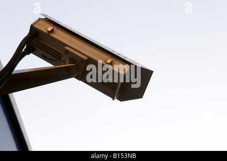 Caméra de sécurité en circuit fermé Photo Stock