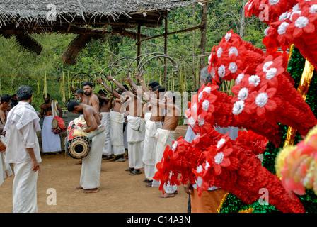 POOKAVADI au Kerala Photo Stock