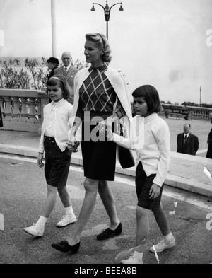 Grace Kelly, princesse de Monoco Photo Stock
