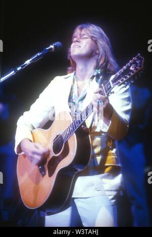 LOS ANGELES, CA - le 07 mars: Chicago produisent, vers 1973 à divers endroits à Los Angeles, Californie. Photo Stock