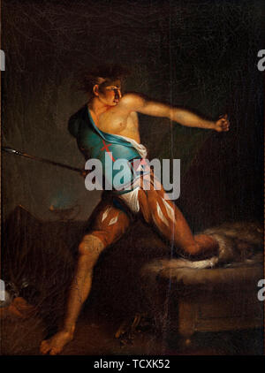 Richard III. On trouve dans la Collection d'Nivaagaards Malerisamling. Photo Stock
