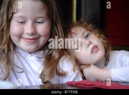 Sœurs Photo Stock