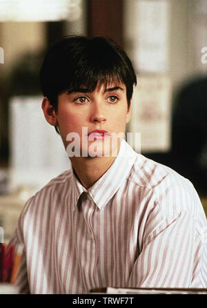 GHOST 1990 Paramount Pictures film avec Demi Moore Photo Stock
