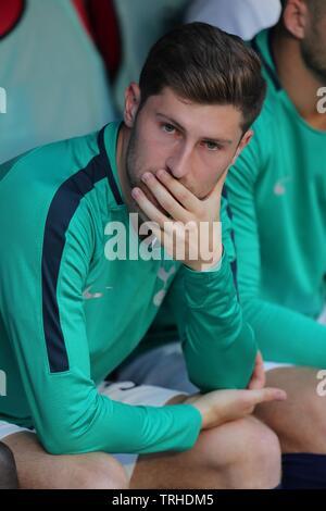 BEN DAVIES, Tottenham Hotspur FC, 2019 Photo Stock