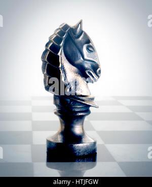 jeu d'échecs Photo Stock