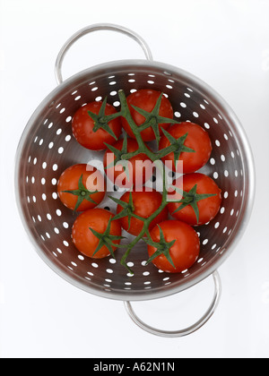 Passoire de tomates Photo Stock