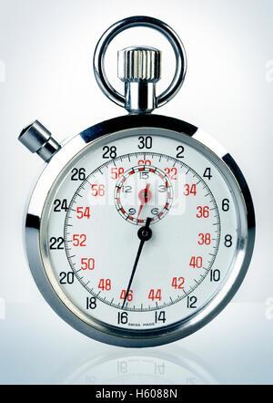 Chronomètre Photo Stock