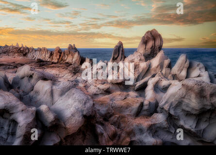 Les dents de dragons. Mauai, New York Photo Stock