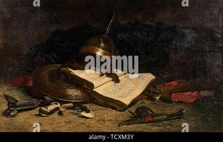 Le Coran. Collection privée. Photo Stock