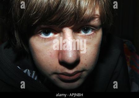 Jeunes hommes Photo Stock