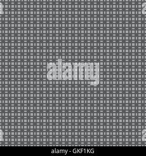 Résumé fond noir et blanc, modèle vectoriel continu Photo Stock