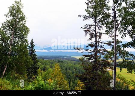 Belle Canadian Rockies, Fraser-Fort Photo Stock