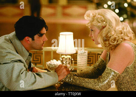 Le Mambo Kings 1992 Warner Bros film avec Cathy Moriaty et Antonio Banderas Photo Stock
