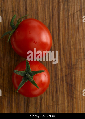 Les tomates tourné avec professional digital format moyen Photo Stock