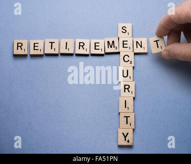 retraite Photo Stock