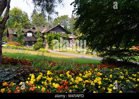 Stanley Park, Vancouver Photo Stock