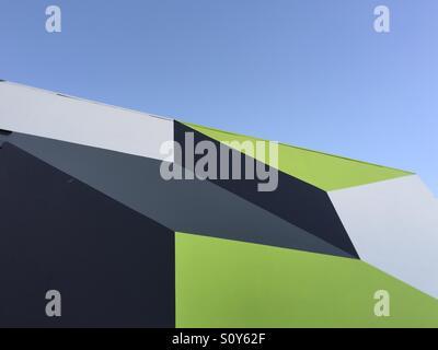 Des formes géométriques Photo Stock