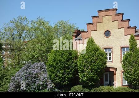 ¶Derstift geomatikum schrà et à Hambourg Photo Stock