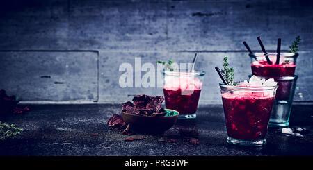Tequila Veggie Photo Stock