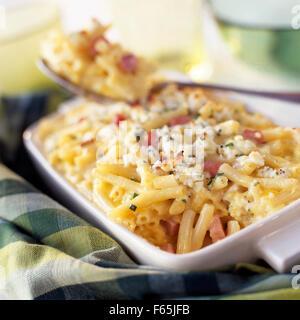 macaronis au four Photo Stock