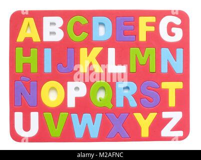 ABC place matt Photo Stock
