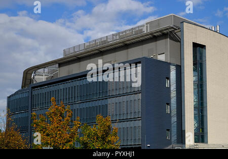Cancer Research UK, Cambridge institute building, Angleterre Photo Stock