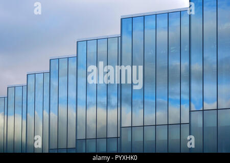 Astrazeneca, nouvelle installation, Cambridge, Angleterre campus biomédical Photo Stock