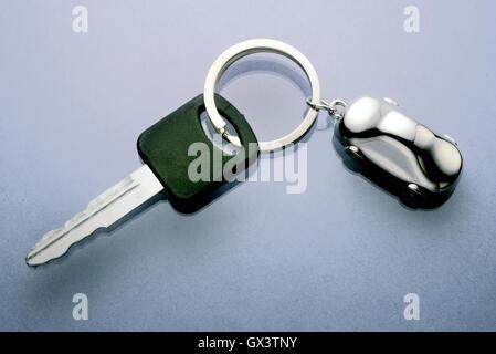 clé de voiture Photo Stock