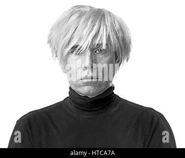 Andy Warhol Photo Stock