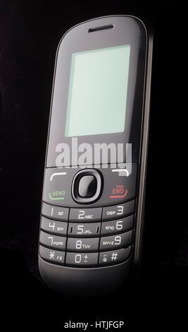 téléphone cellulaire Photo Stock