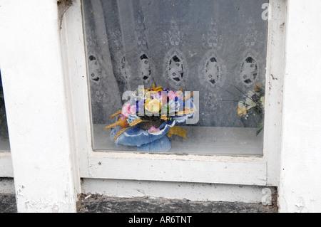 Rebord de fenêtre Photo Stock