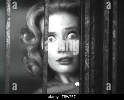 CARNIVAL OF SOULS 1962 Harcourt Productions film avec Candace Hilligoss Photo Stock