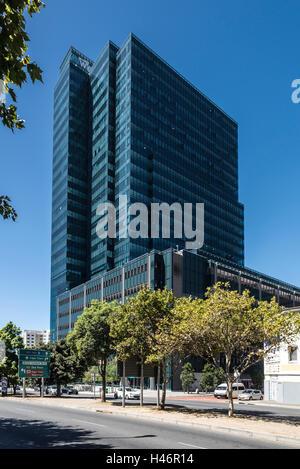 L'architecture moderne, Cape Town, Afrique du Sud Photo Stock