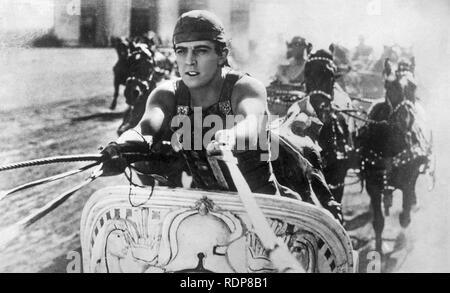 BREN-HUR 1925 MGM film muet avec Ramon Navarro Photo Stock