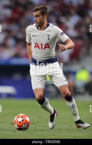 HARRY WINKS, Tottenham Hotspur FC, 2019 Photo Stock