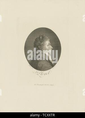 Portrait du compositeur Ignace Pleyel (1757-1831), ch. 1800. Collection privée. Photo Stock