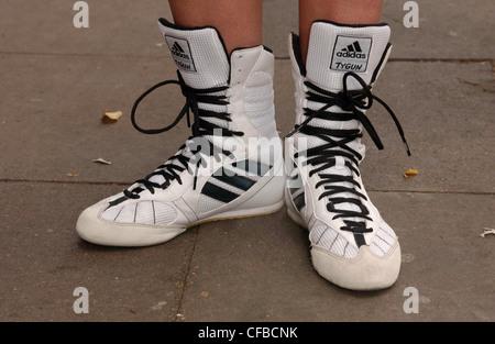 adidas tygun blanche