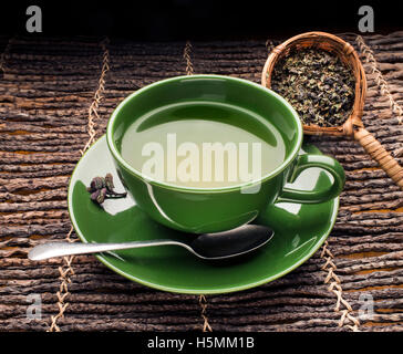 tasse à thé Photo Stock