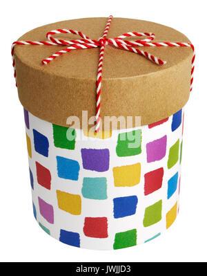 Cadeaux ronde Photo Stock
