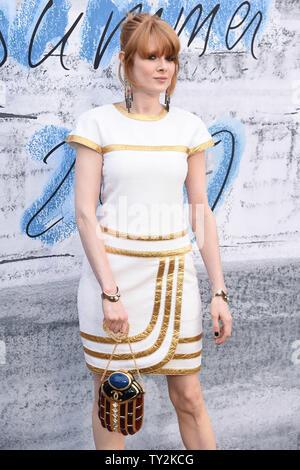 Londres, Royaume-Uni. 25 juin 2019: Emily Beecham arrivant à la Serpentine Gallery Fête de l'été 2019, les jardins de Kensington à Londres. Photo: Steve Sav/Featureflash Photo Stock